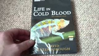David Attenborough Life In Cold Blood Dvd