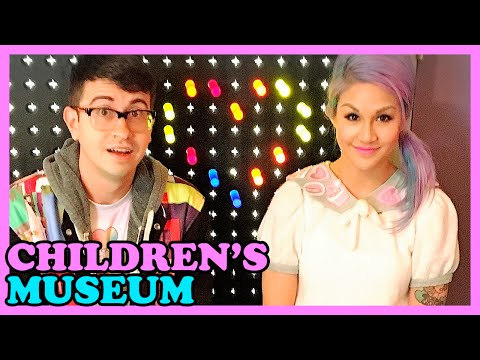 Children's Museum of Pittsburgh VLOG