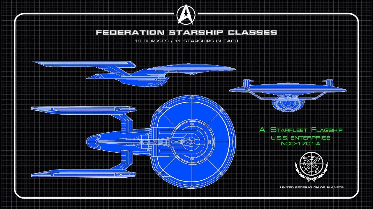 star trek future starship - photo #14