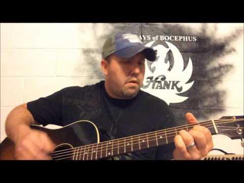 The Nashville Scene - Hank Williams Jr. Cover by Faron Hamblin
