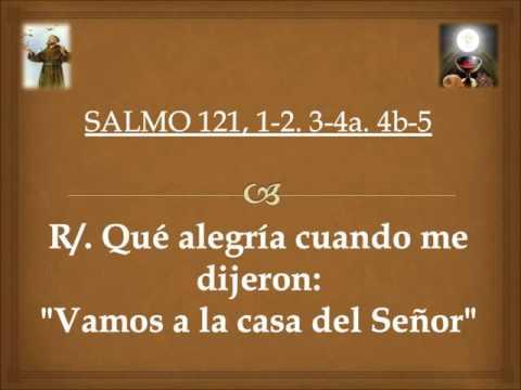 Resultado de imagen para Sal 121,1-2.4-5
