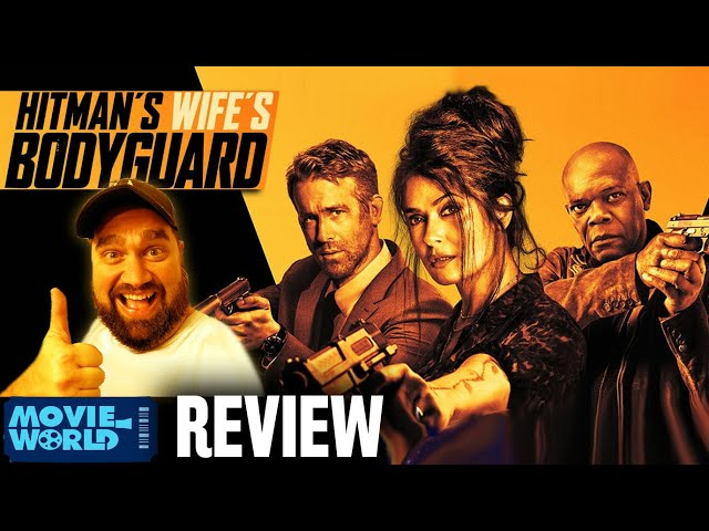 Hitman's Wife's Bodyguard - Review - Better Than The First!?