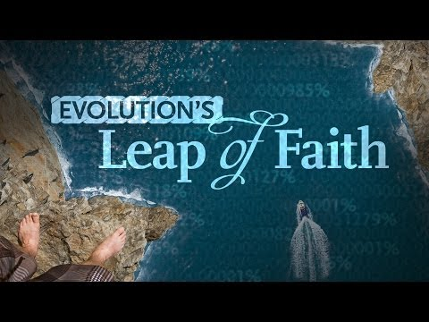Beyond Today -- Evolution's Leap of Faith