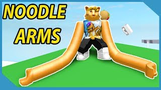 Roblox But With Noodle Arms