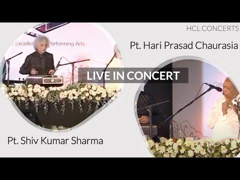 Pt. Shivkumar Sharma & Hariprasad Chaurasia - 5th September, 15