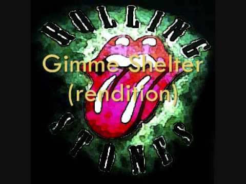 My rendition of Gimme Shelter  The Rolling Stones