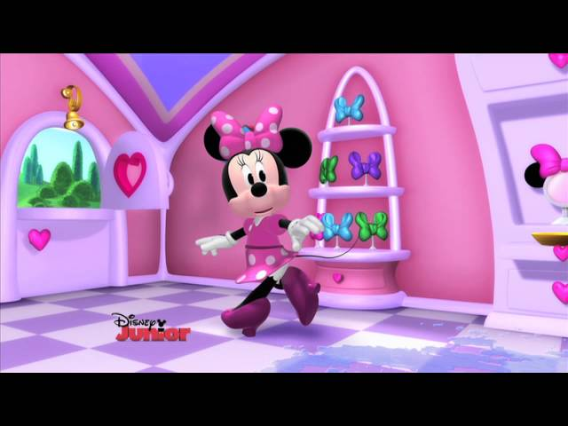 Mickey Mouse and Friends   Minnie's Bow-Toons - Leaky Pipes   Disney Junior UK