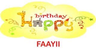 Faayii   wishes Mensajes