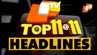11 PM Headlines 21 February 2020 OdishaTV