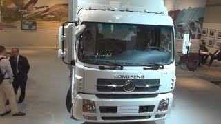 Dongfeng KR Express Delivery Vehicle Exterior and Interior