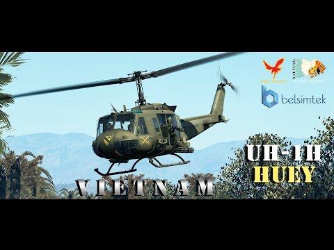 UH 1 in Vietnam