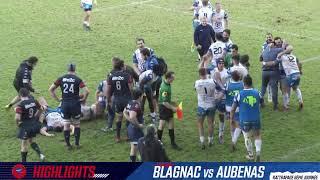 Blagnac / Aubenas - Highlights