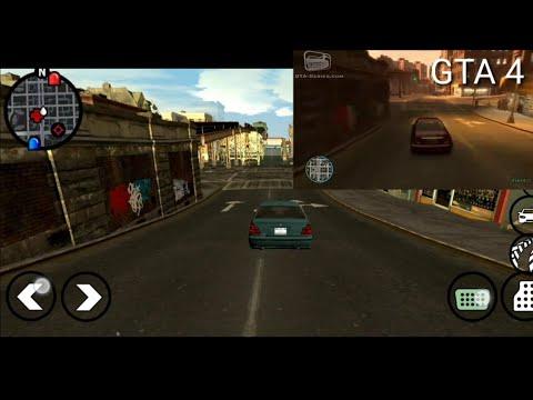 GTA 4 IN GTA SA MOBILE!