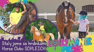 Lollymánie S02E33 - Úžasný den na koních