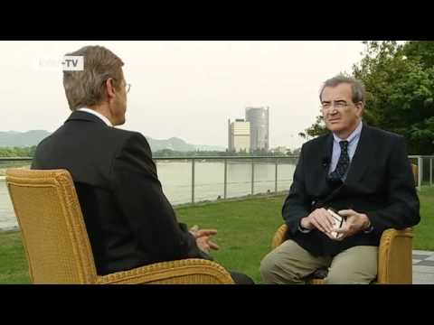 Guido Westerwelle, German Foreign Minister   Journal Interview
