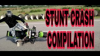 KMF STUNT CRASH COMPILATION | ISTUNT|