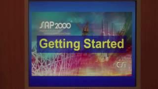 อบรม SAP2000 (v.18) รุ่นที่ 4 (ช่วง 2 / 17)