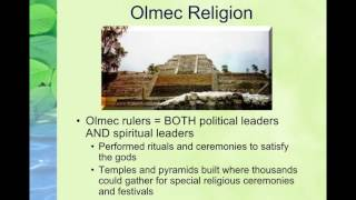AP World History: Period 1: Early American Civilizations: The Olmec