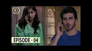 Noor Ul Ain Ep 4 - Sajal Aly - Imran Abbas - Top Pakistani Drama