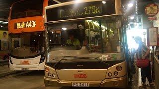 九龍巴士KMB  278K  聯和墟↺粉嶺鐵路站(循環線) @ AVC18 (S)