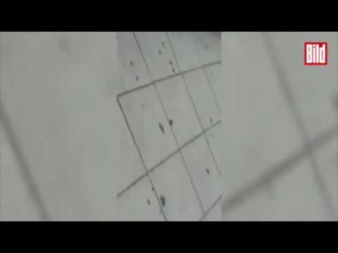 Обнародованы новые кадры стрельбы в Мюнхене. Новости сегодня 23.07.2016. Amoklauf in München