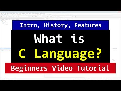 introduction-to-c-programming-language-|-what-it-is-|-history,-features-|-beginners-video-tutorial