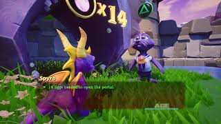 Spyro: Year of the Dragon (Reignited Trilogy) Longplay (117% Complete)