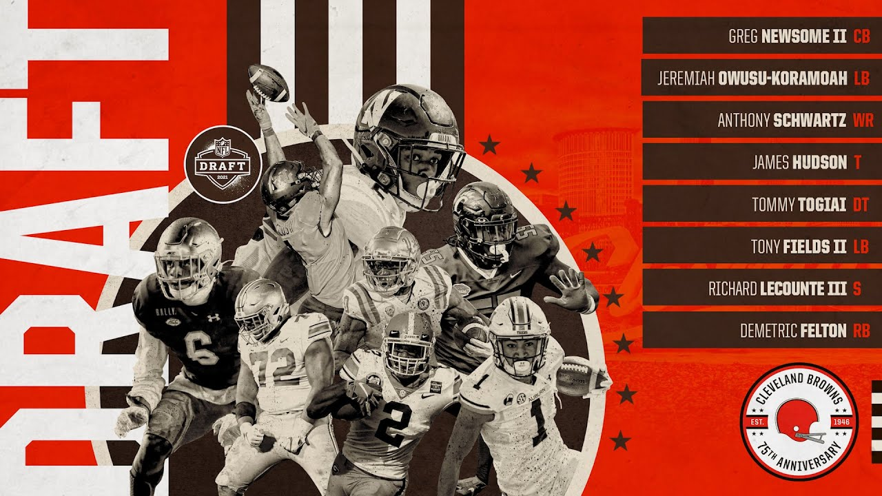 2021 Browns NFL Draft Recap | Cleveland Browns