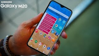 Samsung Galaxy M20 - It's OFFICIAL !!
