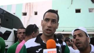 تصريح مدافع السريع زيدان  بعد نهاية مباراة وفاق سطيف