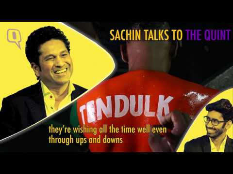 The Quint: Sachin Tendulkar's Love For Superfan Sudhir Gautam #HelpSachinFan