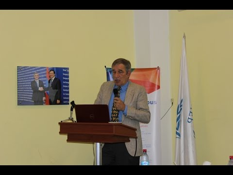 Lecture: Making Social Protection More Nutrition Sensitive