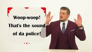 Ограбление банка на английском языке! Краткий урок и фразы из фильмов!