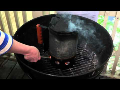 How to Light aGrill