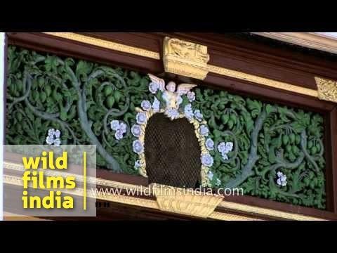 Jaganmohan Palace in Mysore, Karnataka