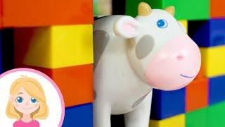 Маленькая Вера - ТЕРЕМОК - сказки про животных для маленьких детей