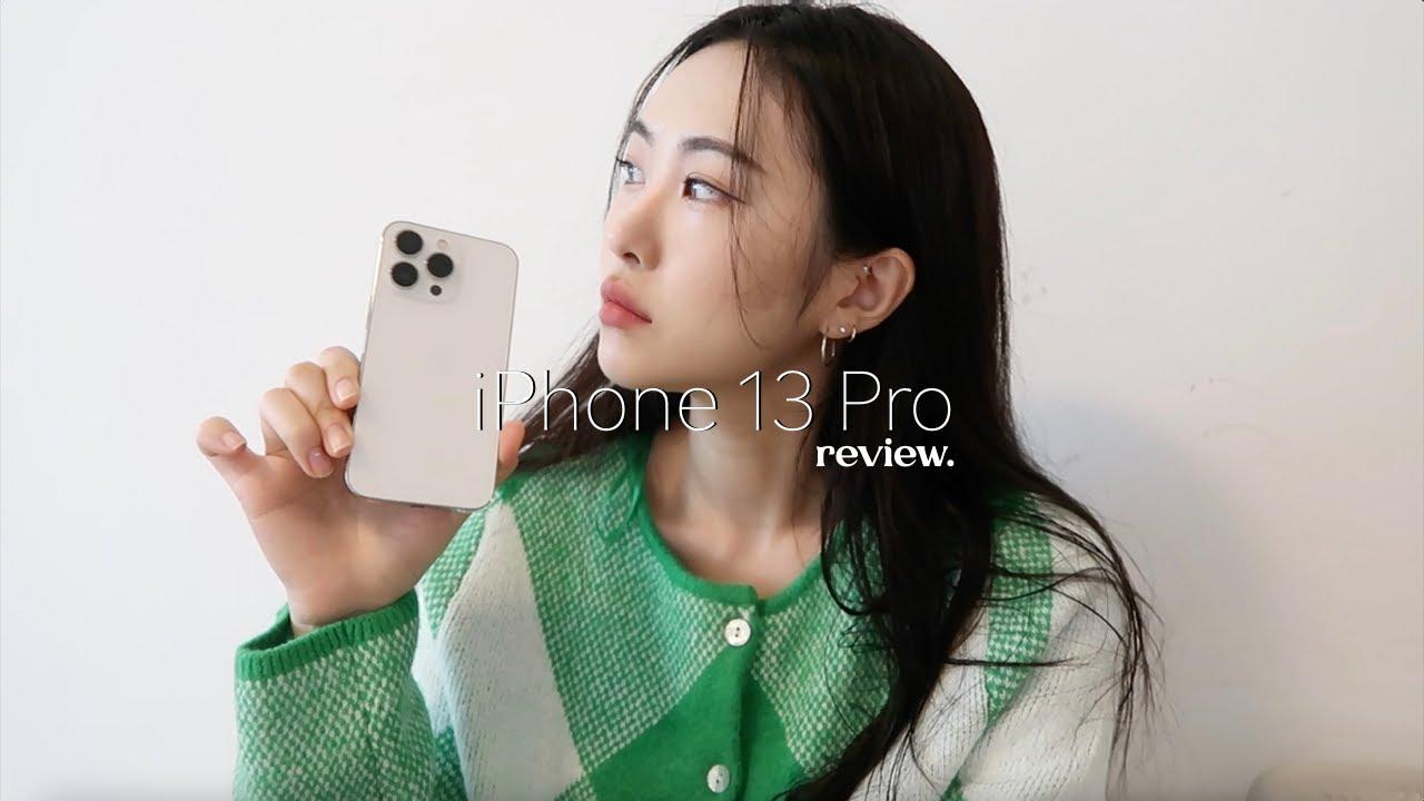 아이폰13프로 사용기 |10일간 쓰면서 아이폰 12랑 달랐던 점들 • 와일드 플라워 케이스 후기|RAYCHEL