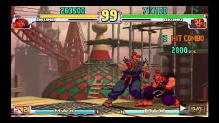 Akuma Reset Kara Demon Counters