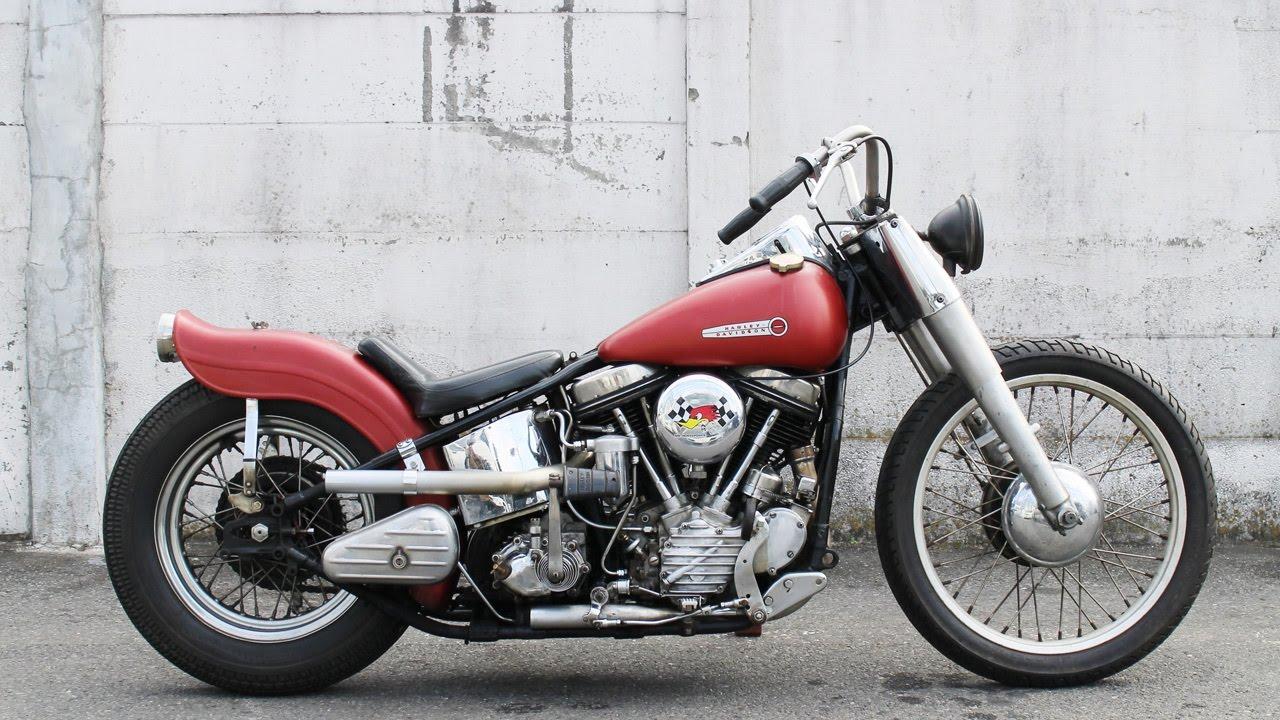 1949 Fl Harley Davidson Panhead