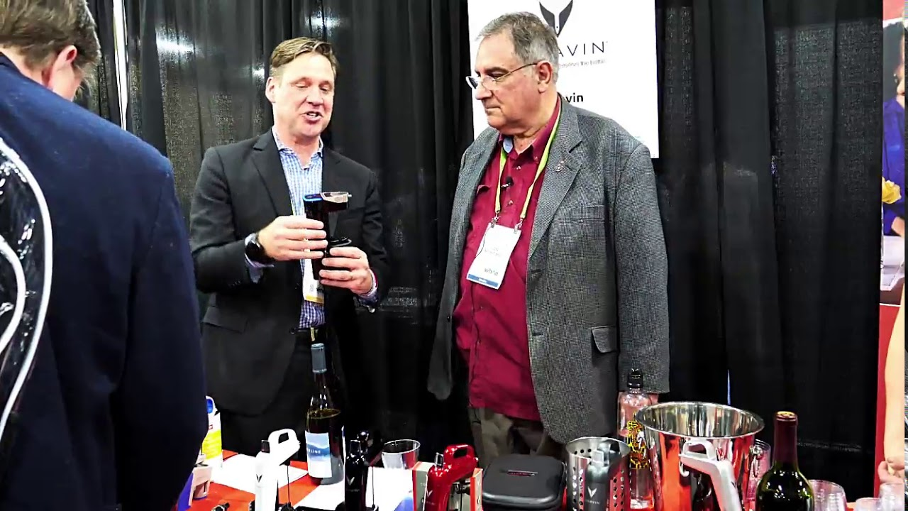 CES 2018: Wine by the Glass