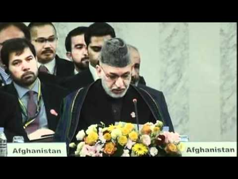 Afghanistan aid summit pledges $16bn over four years