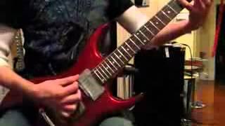 Игра на электрогитаре(, 2012-04-02T15:32:37.000Z)