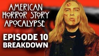 AHS: Apocalypse Season 8 Episode 10 Season Finale