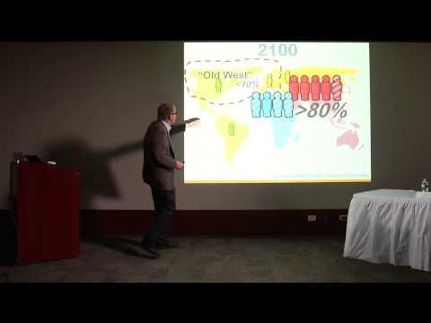 Professor Hans Rosling speaks at UNICEF on the importance of data