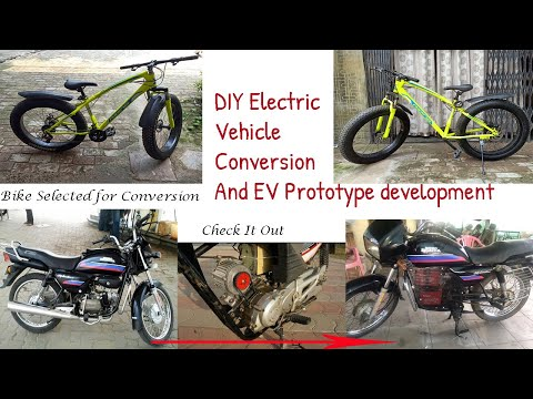 L7| How To DIY Electric Bike & Electric Vehicle Prototype| Battery Specifications