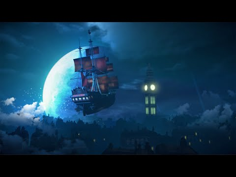 PAN - Escape to Neverland Game Trailer [HD]
