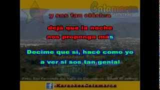 Tan Bionica   Ciudad mágica  ( karaoke )  (PRODUCCIONES ROBERTO)