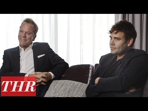 Kiefer & Rossif Sutherland on Falling Into & In Love With The Family Business   THR