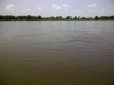 On the banks of Nile, Juba, South Sudan.
