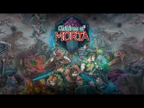 Children of Morta - Part 1- The Beggining @ 4K  